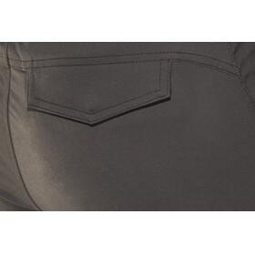 Fjällräven Abisko - Pantalones cortos Mujer - gris